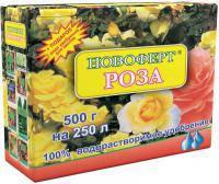 "Добриво Новоферт ""Троянда"" 500г"