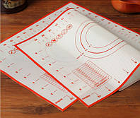 Силиконовый армированный коврик (40х60 см)