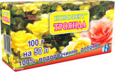 "Добриво Новоферт ""Троянда"", 100г"