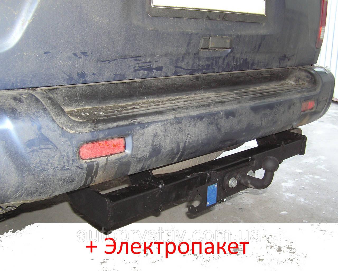 Фаркоп - Nissan Pathfinder Кросовер (1998-2005)
