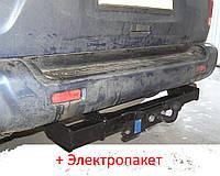 Фаркоп - Nissan Pathfinder Кросовер (1998-2005), фото 1