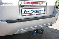 Фаркоп - Nissan Pathfinder Кроссовер (2005--), фото 1