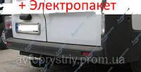 Фаркоп - Nissan Primastar Микроавтобус (2002--)