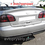 Фаркоп - Nissan Primera (P12) Седан / Хэтчбек (2003--)