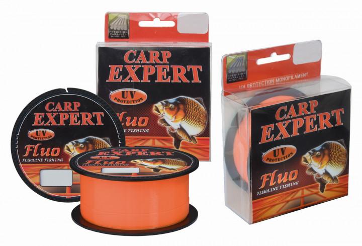 Леска CARP EXPERT UV FLUO ORANG 0.30мм 300м /1уп=6шт/