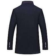 Мужское весеннее пальто. Модель 61694, фото 3