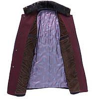 Мужское весеннее пальто. Модель 61694, фото 4
