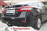 Фаркоп - Nissan Sentra 7 (B17) Седан (2012--)