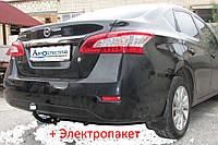 Фаркоп - Nissan Sentra 7 (B17) Седан (2012--), фото 1