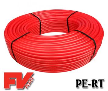 Труба для теплого пола FV-Plast PE-RT 17х2 с кислородным барьером