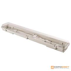 Светильник промышленный ЕВРОСВЕТ 2*600мм под лампу Т8 LED-SH-2*10 IP65 Slim