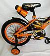 """Детский Велосипед """"Racer-16"""" дюймов, фото 4"""