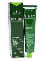 Перманентная крем-краска для волос без аммиака Schwarzkopf ESSENSITY 60ml