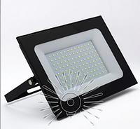 Прожектор светодиодный 100Вт, 6500K 8000LM, LMP9-103 чёрный