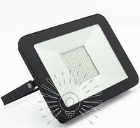 Прожектор светодиодный 100Вт 6500K IP65 8000LM, LMP11-106, чёрный, фото 1