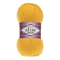 Alize Cotton gold  - 216 темно желтый