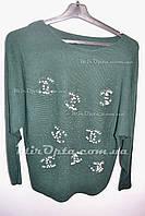 Женский свитер (р. 48 - 50) купить оптом в Украине