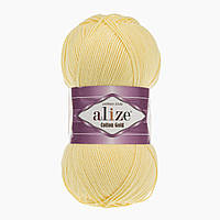 Alize Cotton gold  - 187 светлый лимон