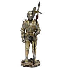Подарок статуэтка Рыцарь с копьем