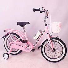"Велосипед ""CASPER-16"" Pink"