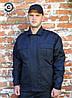 """Куртка для охранника """"Титан"""" чёрная, спецодежда для службы охраны"""