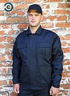 """Куртка для охранника """"Титан"""" чёрная, спецодежда для службы охраны, фото 1"""