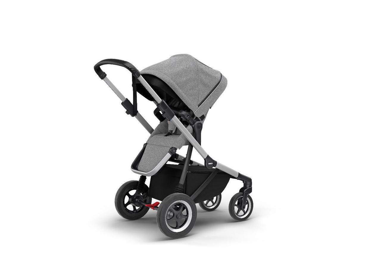 THULE - Детская коляска Sleek Grey Melange