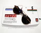 Мужские и женские солнцезащитные очки BvLgari Aviator Авиатор качество Булгари золото реплика, фото 5