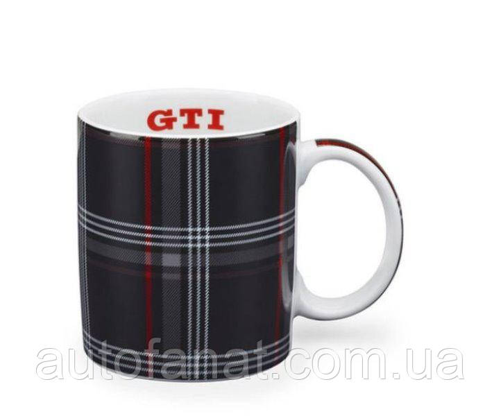 Оригінальна фарфоровий кухоль Volkswagen GTI Mug, Clark Design (5KA069601)