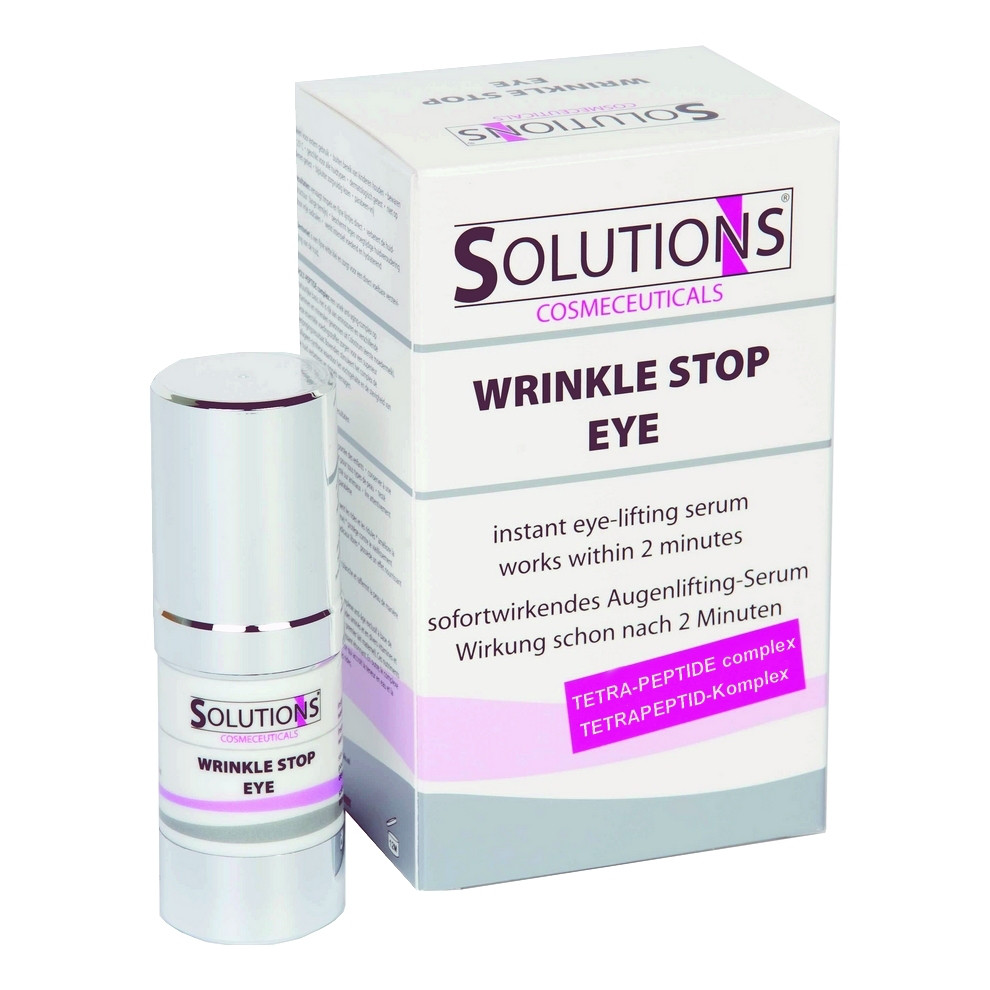 "Крем для кожи вокруг глаз ""Стоп морщины"" - Wrinkle Stop Eye, 15 мл"