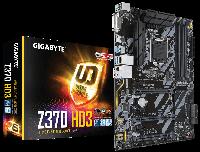 Материнская плата Gigabyte Z370 HD3 1151/Z370/VGA, фото 1