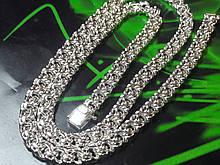 Срібна ланцюжок бісмарк 50г