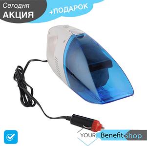 Вакуумный пылесос для авто Vacuum Cleaner | авто пылесос | автомобильный пылесос | пылесос для авто | ОРИГИНАЛ