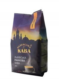 Кофе молотый Віденська кава Ранкова,100г