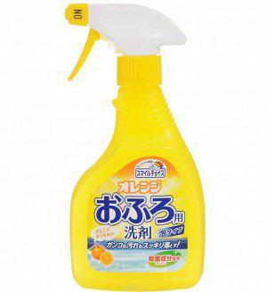 Средство для чистки ванн с эффектом распыления Mitsuei 400 мл (50268)