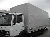 Тенты ПВХ для грузовых прицепов, фото 1
