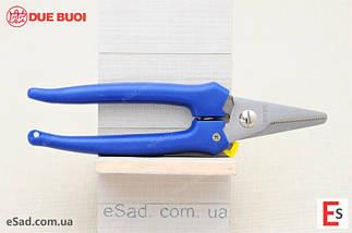 Секатор Due Buoi 147/16 типу ножиці малі - Дуе Буоі, фото 2
