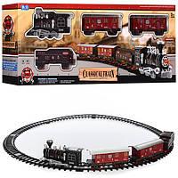 Железная дорога2009-27 локомотив длина 16,5 см