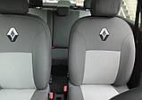 Авточехлы Renault Scenic III 2009- EMC Elegant, фото 2