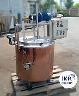 Сыроварня 100 литров / Варочный котел-сыроварня / пастеризатор з нержавейки для производства сыра новая, фото 1