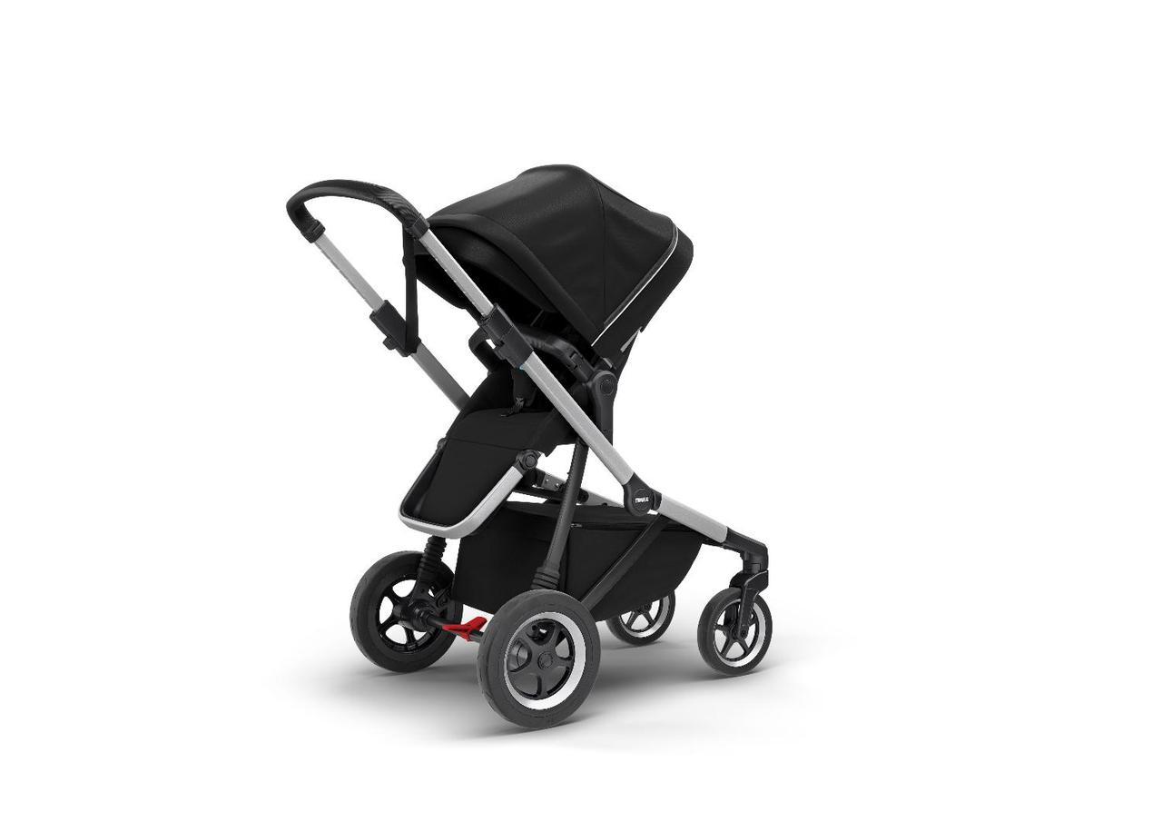 THULE - Детская коляска Sleek Midnight Black