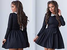 Т1183 Платье котон , фото 2
