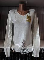 Футболка женская длинный рукав / осень, купить женскую футболку дешево оптом со склада 7 км, ER 1940 FJ-0003