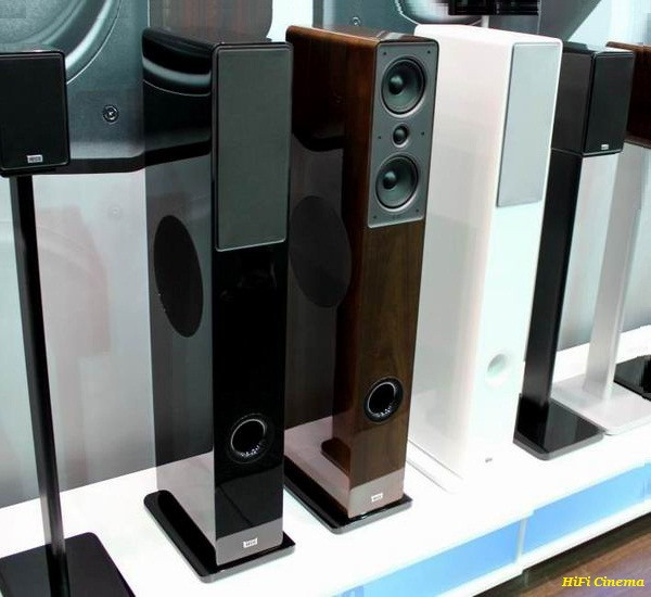 Акустическая системаHECO Music Colors 200, FloorStanding Loudspeaker