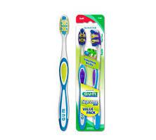 GUM Supreme Max Toothbrush Soft, Value Pack Зубная щетка