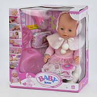 Пупс Baby Born BL 010 А Кукла Беби Борн