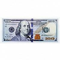 Сувенірні гроші 100 доларів нового зразка. Пачка доларів 80 шт.