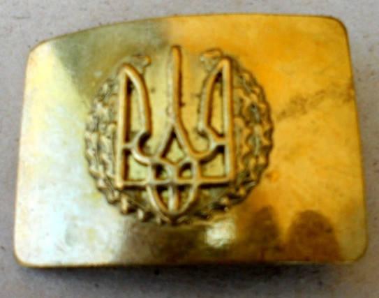 Пряжка латунь украина, фото 2