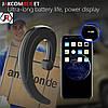 Блютуз (Bluetooth 4.1) наушник JAKCOMBER ET Non-In-Ear без лишних проводов с микрофоном Удобный, фото 9