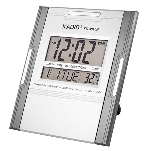 Часы электронные Kadio KD-3810N